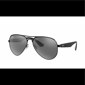 Ray Ban RB3523 Black Sunglasses 59MM